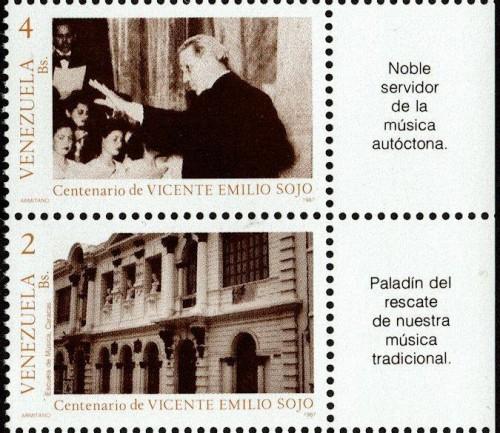 Venezuela, Scott Nr 1390A (1987)