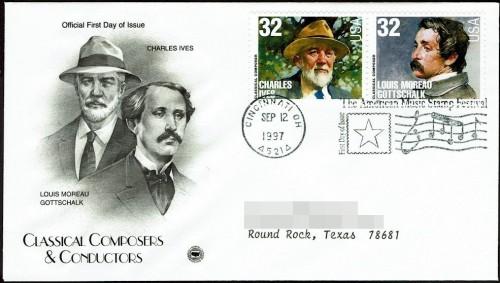 USA, Scott Nr 3164-65 (1997)