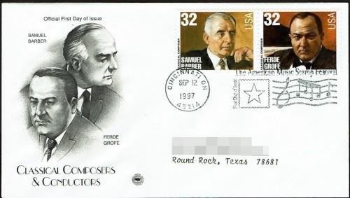 USA, Scott Nr 3162-63 (1997)