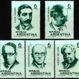 Argentina-Scott-Nr-908-12-1969