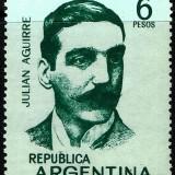Argentina-Scott-Nr-908-1969