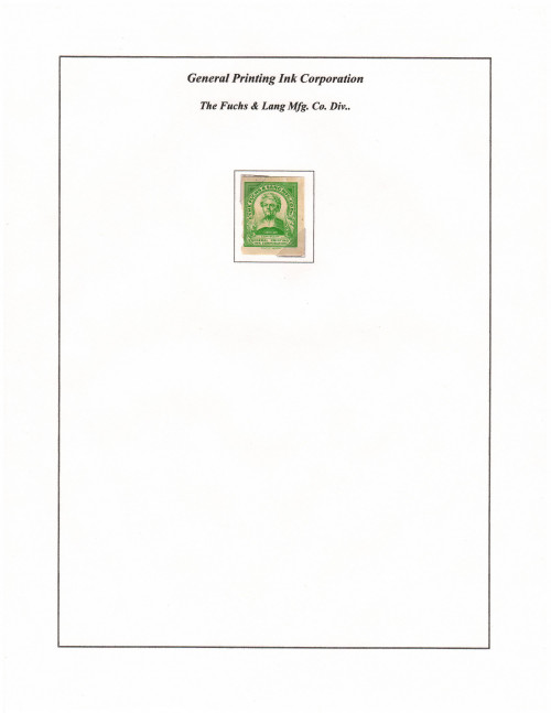 General Printing Ink Corporation