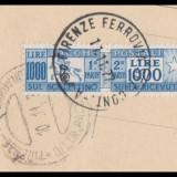 Switz-Italy-Parcel-Rect.-1977-Bc